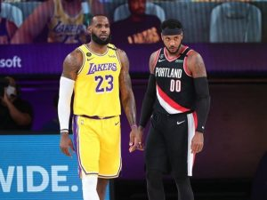 Blazers batem Lakers; Magic, Heat e Rockets também vencem