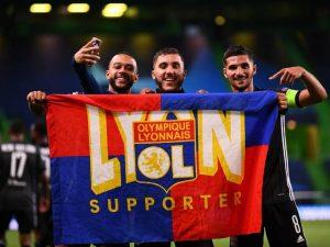 Lyon surpreende City e semi da Champions tem dois franceses