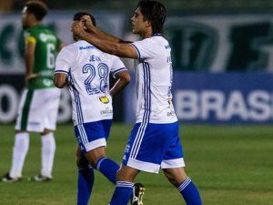 Cruzeiro vence segunda e zera pontuação na Série B