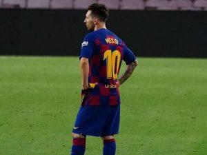 Messi já comunicou Barcelona que quer deixar o clube