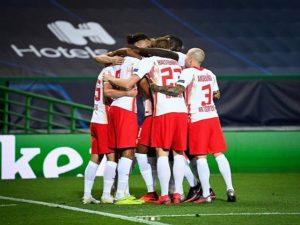 RB Leipzig elimina Atlético e será o rival do PSG nas semifinais