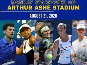 Sem Federer e Nadal, inicia hoje o US Open em Nova York
