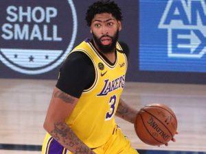 Lakers abrem 3 a 1 contra Rockets; hoje tem Celtics e Raptors