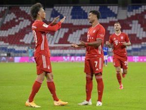 Bayern goleia Schalke por 8 a 0 na abertura da Bundesliga