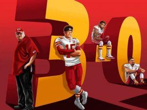 NFL: Mahomes, Rodgers, Brady e Wilson brilham em semana 3