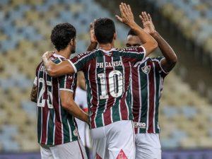 Copa do Brasil: Flu abre vantagem. Hoje tem Botafogo x Vasco