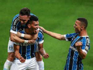 Athletico-PR e Grêmio se garantem nas oitavas da Libertadores