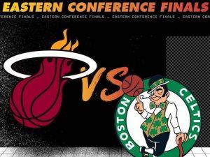 Heat e Celtics abrem finais do Leste; rival do Lakers sai hoje