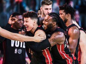 Heat abre 3 a 1 sobre os Celtics. Hoje tem Lakers e Nuggets