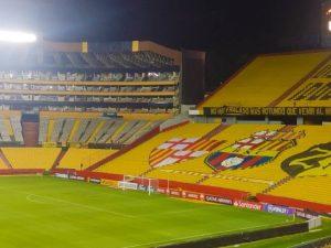 Estádio de jogo do Flamengo é fechado e jogo pode ser adiado