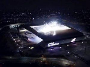Neo Química Arena é o novo nome da Arena Corinthians