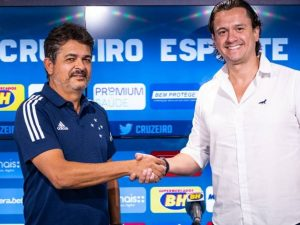 """Série B: Ney Franco assume Cruzeiro na """"beira do caos"""""""