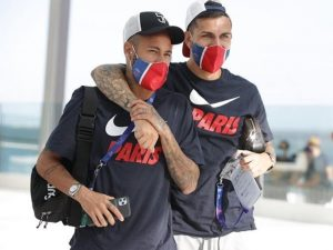 Neymar testou positivo para novo coronavírus