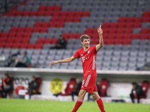 Bayern vence Dortmund e conquista Supercopa da Alemanha