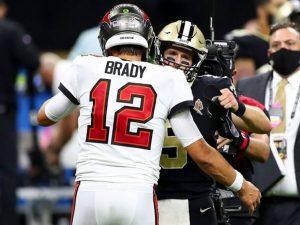 Semana 1 da NFL: Saints frustram estreia de Brady pelos Bucs