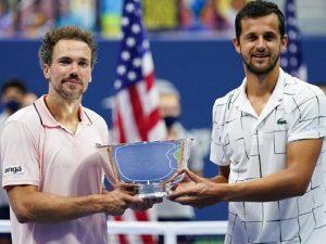 Bruno Soares é campeão de duplas do US Open 2020