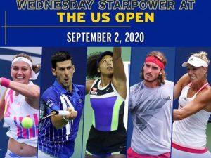 Serena Williams vence na estreia; Djokovic e Osaka jogam hoje