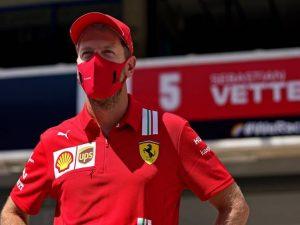 Vettel será piloto da Aston Martin, atual Racing Point