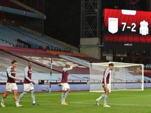 Vexames no Inglês: United perde de 6 a 1 e Liverpool leva 7 a 2