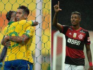 Hoje tem Peru x Brasil e jogo atrasado do Flamengo na Série A