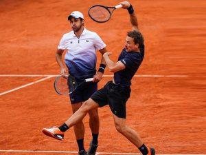 Brasileiro Bruno Soares vai à final de duplas em Roland Garros