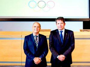 Paulo Wanderley é eleito e seguirá na presidência do COB