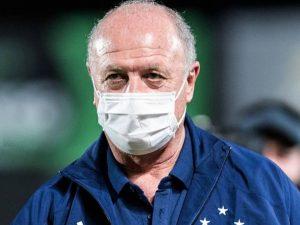 Cruzeiro volta a vencer na Série B em primeiro jogo de Felipão