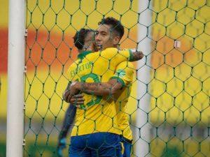 Seleção estreia nas eliminatórias com goleada sobre a Bolívia