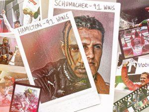 Hamilton vence na Alemanha e iguala recorde de Schumacher