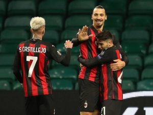 Milan empata em casa, mas segue líder do Italiano
