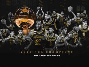 Lakers superam Heat no jogo 6 e são campeões da NBA