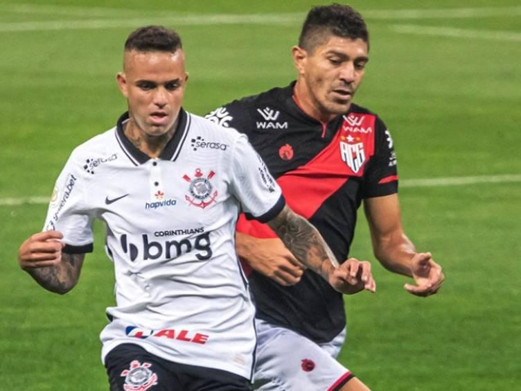 luan-no-corinthians-0a0-atleticogo-bra2020_reproducao-twitter-brasileirao