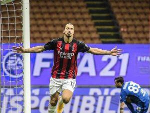Em jogo emocionante, Milan e Roma empatam 3 a 3 em Milão