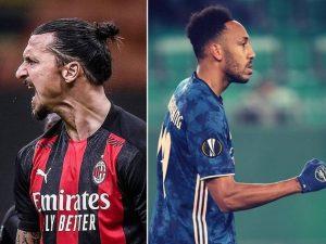 Europa League tem Milan, Arsenal e mais jogos nesta quinta