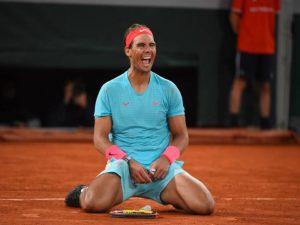 Rafael Nadal conquista pela 13ª vez o título em Roland Garros