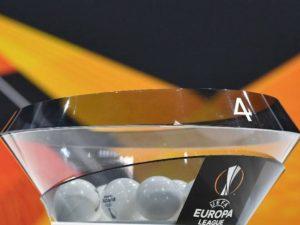 Europa League sorteia grupos. Favoritos têm chaves tranquilas