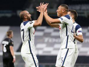 Europa League: resultados da 1ª rodada da fase de grupos