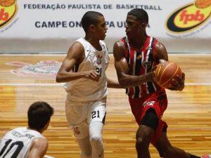 São Paulo e Corinthians fazem clássico deste sábado pelo NBB