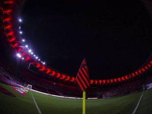 Hoje tem Flamengo, Santos e Athletico por vagas nas quartas