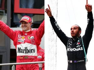 Hamilton iguala Schumacher e é heptacampeão de Fórmula 1