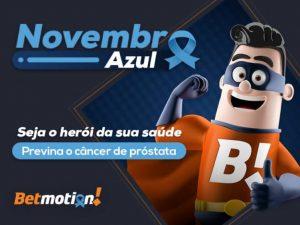 Novembro Azul: seja o herói da sua saúde