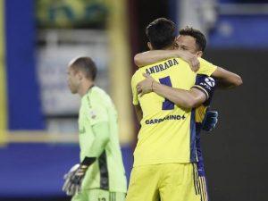 Boca elimina Inter e vai às quartas da Libertadores