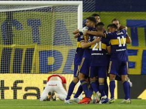 Boca tira Inter da Libertadores. Grêmio e Santos ficam no 1 a 1