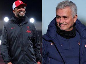 Liverpool e Tottenham fazem confronto direto em Anfield