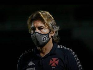 Português Ricardo Sá Pinto não é mais técnico do Vasco