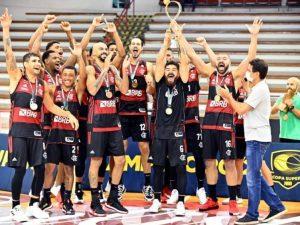 Flamengo bate São Paulo no basquete e fatura bi da Super 8