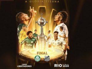 Palmeiras e Santos: o que esperar da final da Libertadores