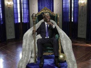 """Santos aproveita o """"Dia de Reis"""" para exaltar o seu Rei Pelé"""