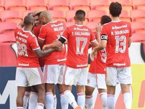 Inter vence e cola no São Paulo na tabela do Brasileirão 2020