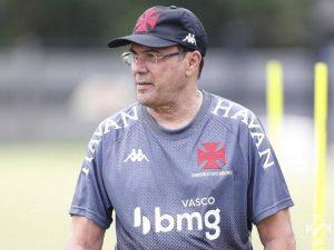 Luxemburgo reassume Vasco para tirá-lo da 'zona da confusão'